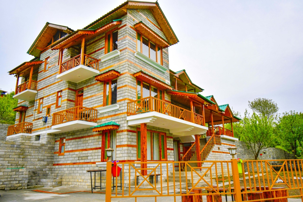 Orchard Retreat Cottage Manali
