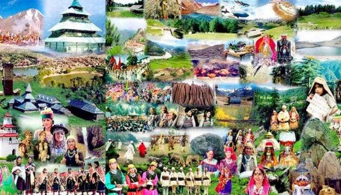 Stop by at the famous Himachal Darshan Photo Gallery